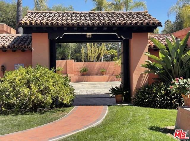 491 Pimiento Ln, Santa Barbara, CA 93108 (#21-781438) :: Lydia Gable Realty Group