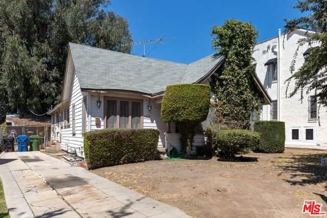 1333 S Ridgeley Dr, Los Angeles, CA 90019 (#21-781500) :: Vida Ash Properties | Compass