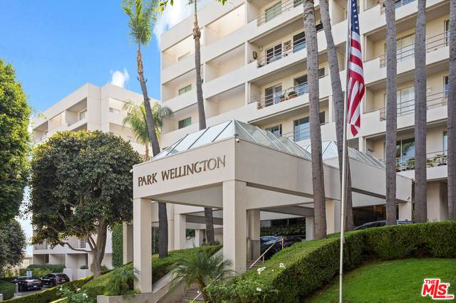 1131 Alta Loma Rd #509, West Hollywood, CA 90069 (#21-781518) :: Montemayor & Associates