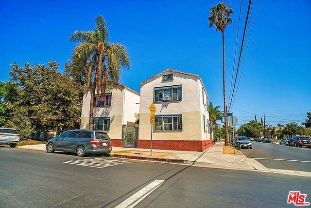 1000 N Oxford Ave, Los Angeles, CA 90029 (#21-781602) :: Lydia Gable Realty Group