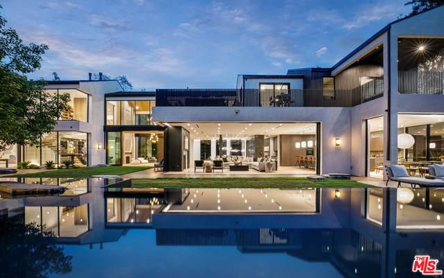 16041 Woodvale Rd, Encino, CA 91436 (MLS #21-781668) :: Zwemmer Realty Group