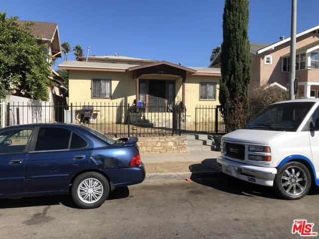 2932 Van Buren Pl, Los Angeles, CA 90007 (MLS #21-781748) :: Zwemmer Realty Group