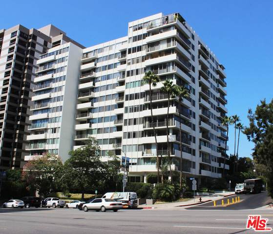 10433 Wilshire Blvd #1207, Los Angeles, CA 90024 (#21-781778) :: Lydia Gable Realty Group