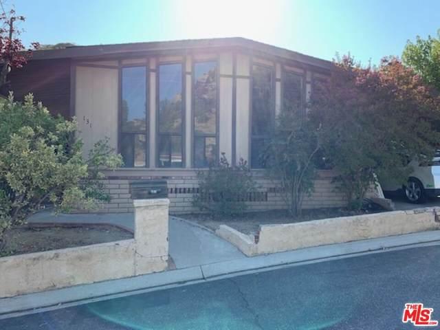 24425 Woosley Canyon Rd #131, Canoga Park, CA 91304 (#21-781910) :: Lydia Gable Realty Group