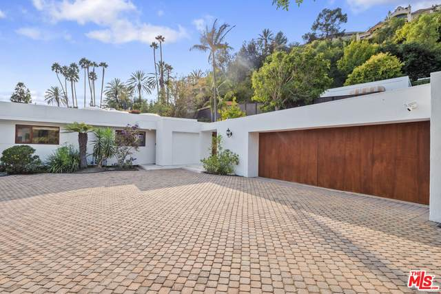 1255 Beverly View Dr, Beverly Hills, CA 90210 (#21-781914) :: The Bobnes Group Real Estate