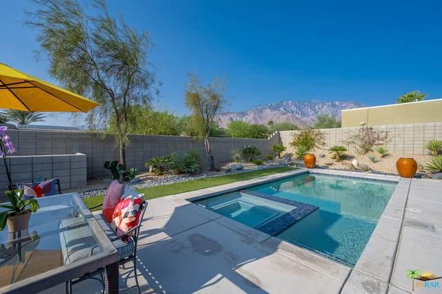 1110 Azure Ct, Palm Springs, CA 92262 (MLS #21-781940) :: Hacienda Agency Inc