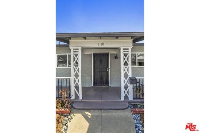 1136 E Lomita Ave, Glendale, CA 91205 (#21-781952) :: Lydia Gable Realty Group