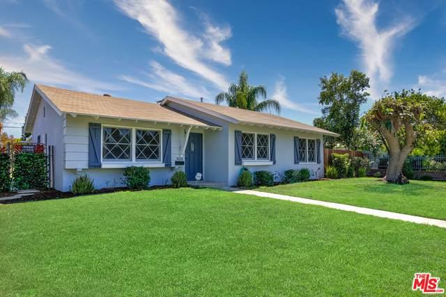 7824 N Woodlake Ave, West Hills, CA 91304 (#21-781964) :: Vida Ash Properties | Compass