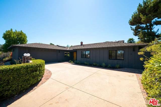 3007 Lakeridge Dr, Los Angeles, CA 90068 (#21-782042) :: TruLine Realty