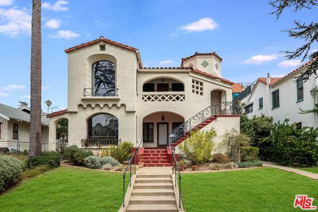 937 Lincoln Blvd #7, Santa Monica, CA 90403 (MLS #21-782044) :: Mark Wise | Bennion Deville Homes