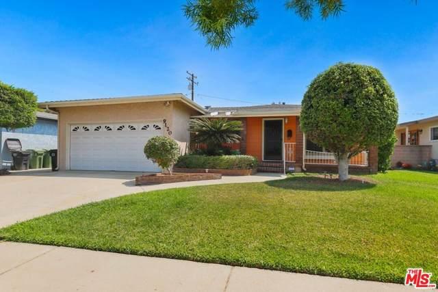9120 Flallon Ave, Santa Fe Springs, CA 90670 (#21-782154) :: The Bobnes Group Real Estate