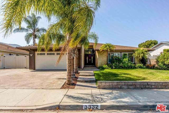 3332 Holloway St, Newbury Park, CA 91320 (MLS #21-782160) :: Mark Wise   Bennion Deville Homes