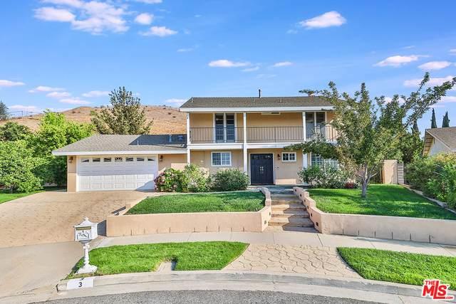 3 Marimar St, Thousand Oaks, CA 91360 (#21-782168) :: The Bobnes Group Real Estate
