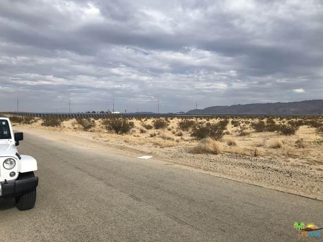 0 Copper Mountain Rd, TWENTY-NINE PALMS, CA 92277 (#21-782218) :: The Pratt Group
