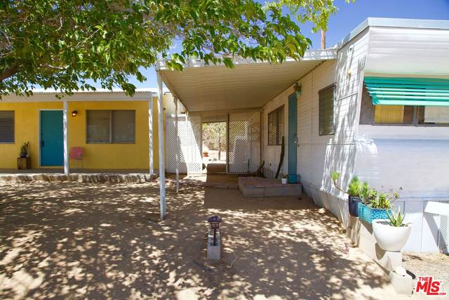 1780 Cherokee Trl, Yucca Valley, CA 92284 (#21-782286) :: Lydia Gable Realty Group