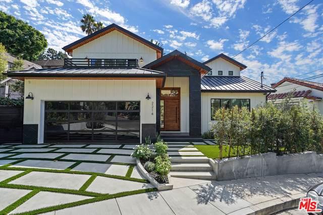 2214 Vista Del Mar Ave, Los Angeles, CA 90068 (#21-782496) :: TruLine Realty