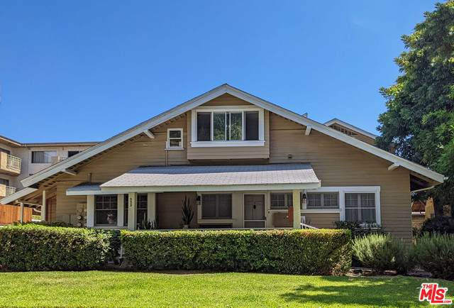552 S Oakland Ave, Pasadena, CA 91101 (#21-782536) :: Vida Ash Properties   Compass