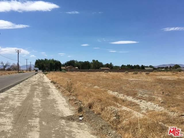 0 Vac/40Th Ste/Vic Avenue-J8, Lancaster, CA 93535 (MLS #21-782590) :: Mark Wise | Bennion Deville Homes
