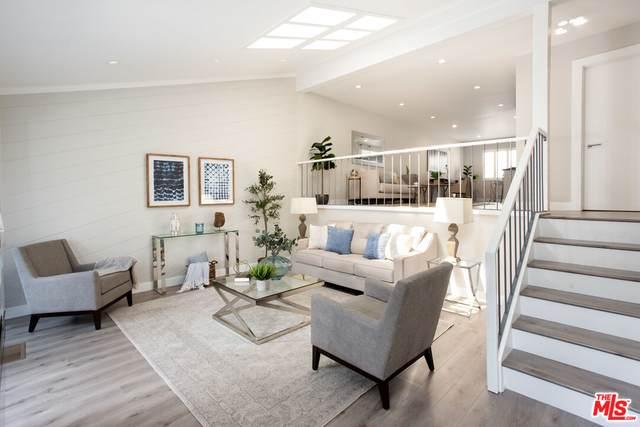 4341 Redwood Ave #2, Marina Del Rey, CA 90292 (#21-782612) :: Vida Ash Properties | Compass