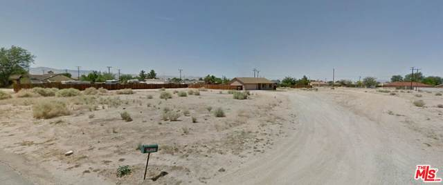 0 85th St, California City, CA 93505 (#21-782620) :: The Bobnes Group Real Estate