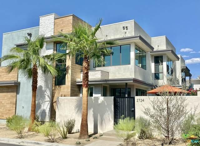 2724 Sunrise Sonata Ln, Palm Springs, CA 92262 (MLS #21-782726) :: Hacienda Agency Inc