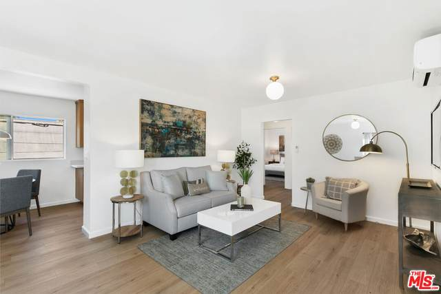 4207 Mclaughlin Ave #5, Los Angeles, CA 90066 (#21-782730) :: The Pratt Group