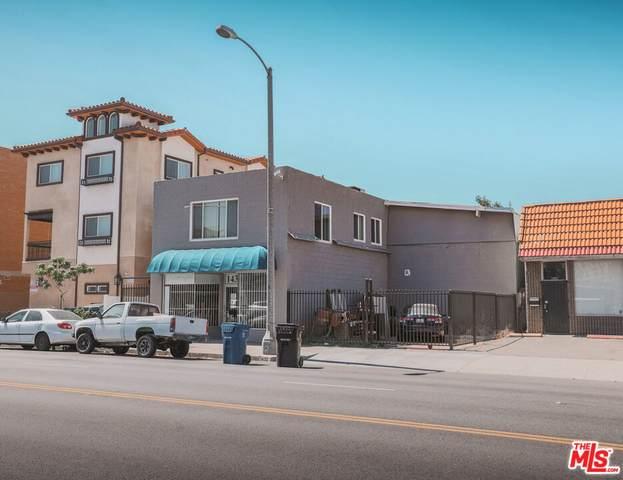 1432 San Fernando Rd, San Fernando, CA 91340 (#21-782742) :: The Bobnes Group Real Estate