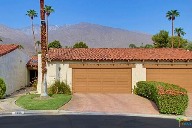 1385 Invierno Dr, Palm Springs, CA 92264 (MLS #21-782780) :: Zwemmer Realty Group