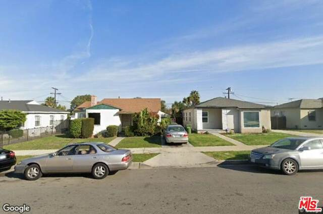 1877 W 96Th St, Los Angeles, CA 90047 (#21-782932) :: The Pratt Group