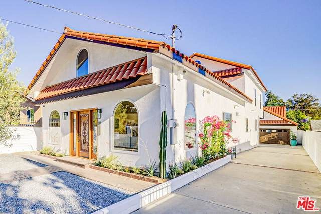 6122 Burwood Ave, Los Angeles, CA 90042 (MLS #21-782954) :: Mark Wise   Bennion Deville Homes