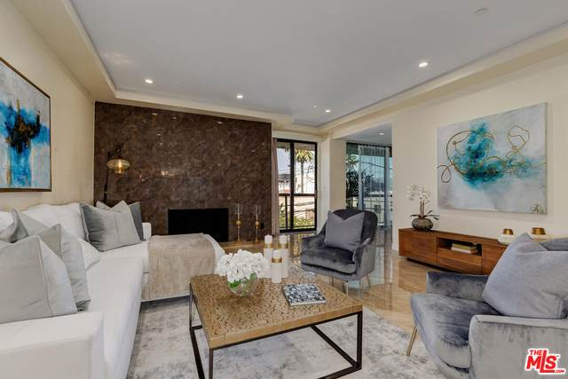 125 N Gale Dr #306, Beverly Hills, CA 90211 (#21-782976) :: The Grillo Group