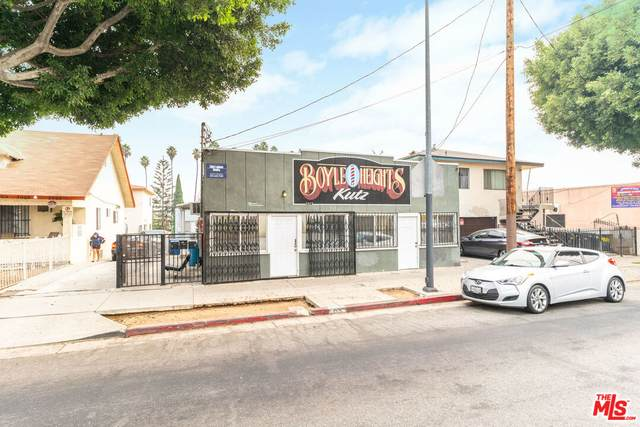 3007 E 4Th St, Los Angeles, CA 90063 (MLS #21-783002) :: Zwemmer Realty Group