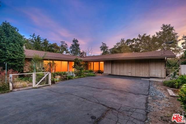 3515 Cross Creek Ln, Malibu, CA 90265 (#21-783018) :: Vida Ash Properties | Compass