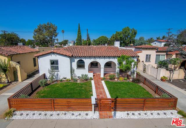 1769 S Crescent Heights Blvd, Los Angeles, CA 90035 (#21-783112) :: TruLine Realty