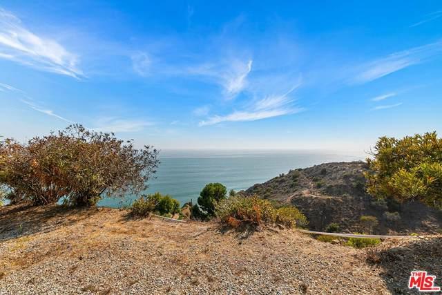 20700 Rockpoint Way, Malibu, CA 90265 (#21-783166) :: Montemayor & Associates