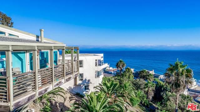 21420 Rambla Vista, Malibu, CA 90265 (MLS #21-783268) :: Zwemmer Realty Group