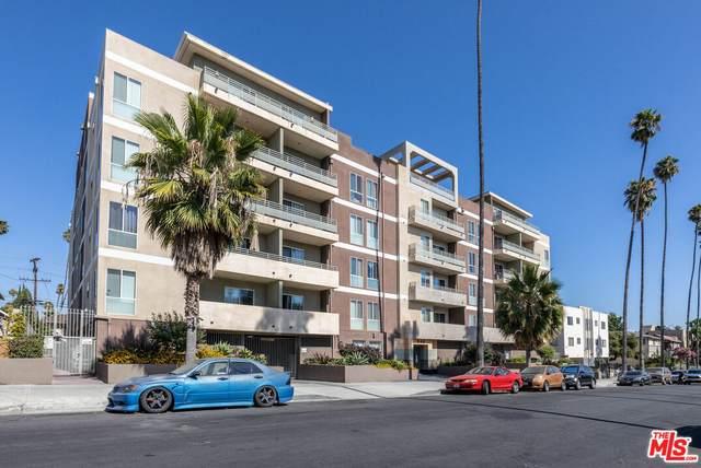 940 Elden Ave #209, Los Angeles, CA 90006 (#21-783348) :: The Pratt Group