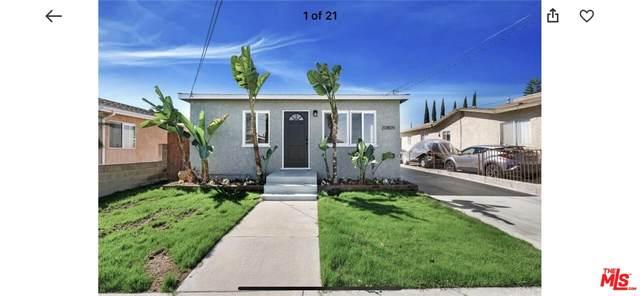 20809 Margaret St, Carson, CA 90745 (MLS #21-783356) :: Mark Wise | Bennion Deville Homes