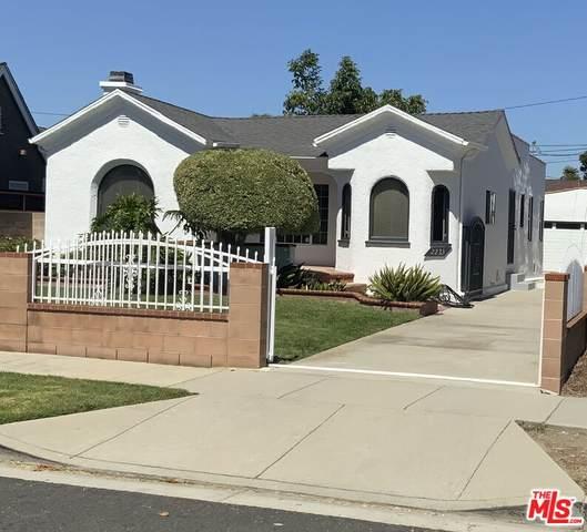 2223 W 77Th St, Inglewood, CA 90305 (MLS #21-783404) :: The Jelmberg Team