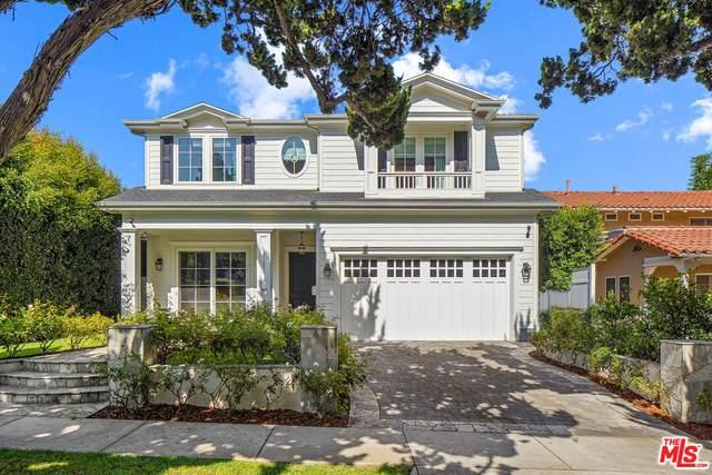 1100 Wellesley Ave, Los Angeles, CA 90049 (#21-783454) :: TruLine Realty