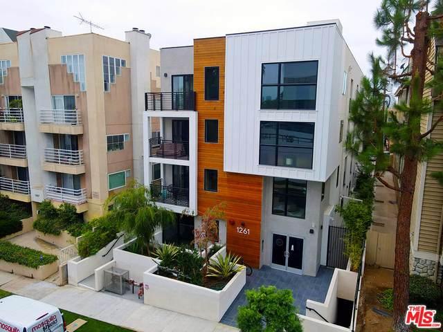 1261 Stoner Ave, Los Angeles, CA 90025 (#21-783476) :: The Pratt Group
