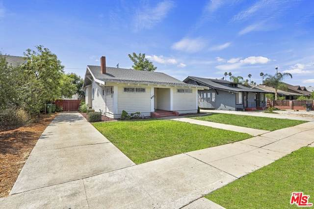 2046 W 29Th St, Los Angeles, CA 90018 (MLS #21-783500) :: Zwemmer Realty Group