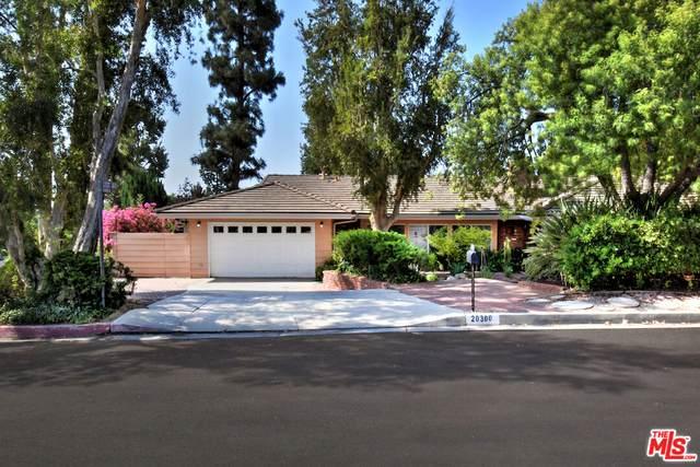 20300 Tau Pl, Chatsworth, CA 91311 (MLS #21-783560) :: Mark Wise | Bennion Deville Homes