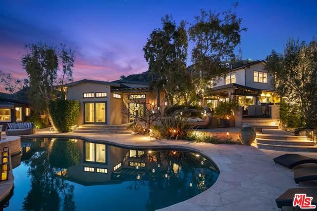6161 Mulholland Hwy, Los Angeles, CA 90068 (#21-783596) :: TruLine Realty