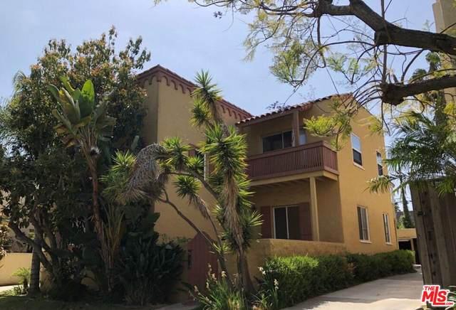 1067 S Hayworth Ave, Los Angeles, CA 90035 (#21-783668) :: The Suarez Team