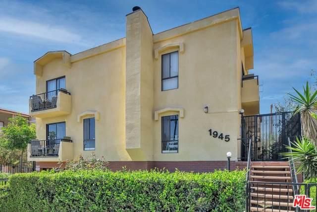 1945 N Beachwood Dr #4, Los Angeles, CA 90068 (#21-783678) :: TruLine Realty