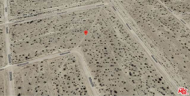0 Calloway St, California City, CA 93505 (#21-783684) :: The Bobnes Group Real Estate