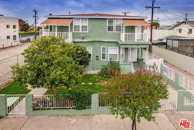 1315 S Catalina St, Los Angeles, CA 90006 (MLS #21-783686) :: Zwemmer Realty Group