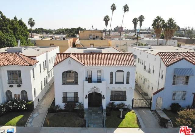 330 N Spaulding Ave, Los Angeles, CA 90036 (#21-783728) :: Lydia Gable Realty Group