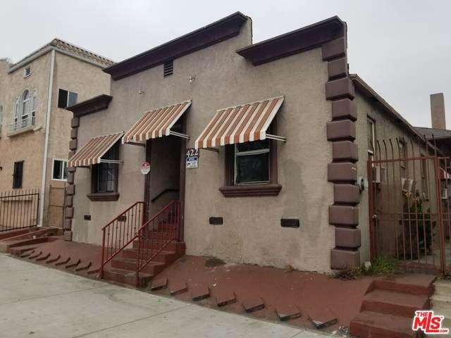 422 N Soto St, Los Angeles, CA 90033 (#21-783734) :: Vida Ash Properties | Compass